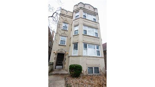 6336 N Rockwell Unit 1, Chicago, IL 60659 West Ridge