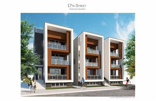 725 W 17th Unit 1, Chicago, IL 60616 East Pilsen