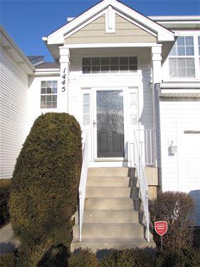 1445 Meadowsedge Unit 1445, Carpentersville, IL 60110
