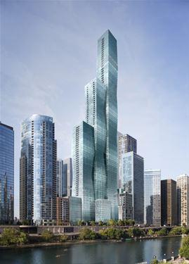 363 E Wacker Unit 4007, Chicago, IL 60601 New Eastside