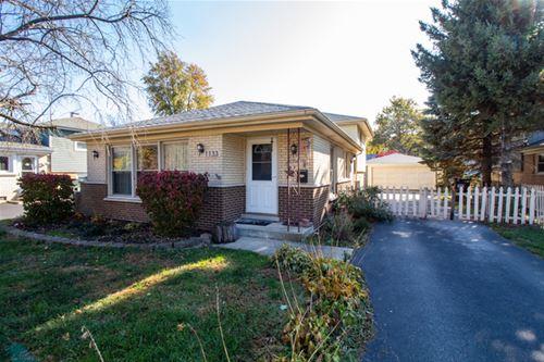 1133 Ridge, Homewood, IL 60430