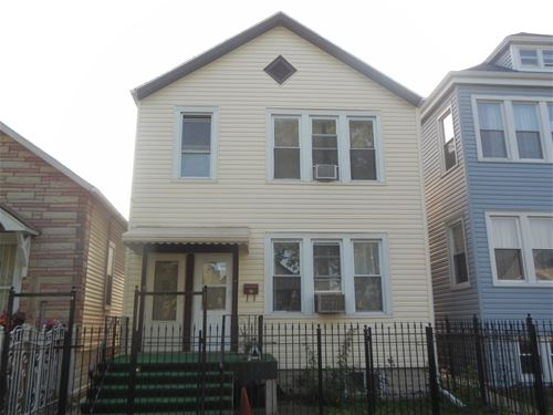 4062 S Campbell, Chicago, IL 60632 Brighton Park