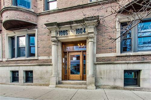 1006 W Dakin Unit 3, Chicago, IL 60613 Lakeview