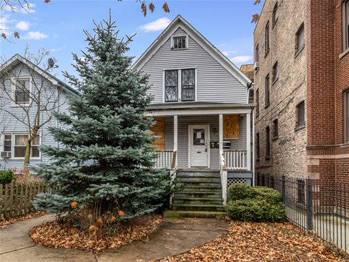 1723 W Farwell, Chicago, IL 60626 Rogers Park