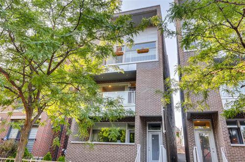1536 W Walton Unit 2, Chicago, IL 60642 Noble Square