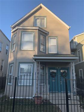 2910 N Avers, Chicago, IL 60618 Avondale