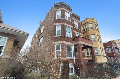 4219 N Francisco, Chicago, IL 60618 Irving Park