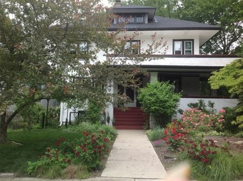 547 N Ridgeland, Oak Park, IL 60302