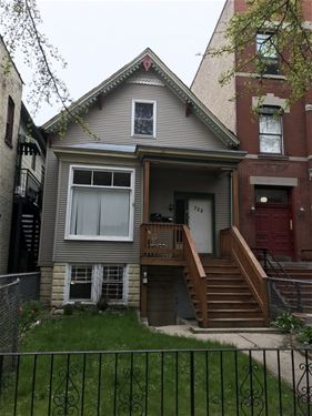 722 W Wrightwood, Chicago, IL 60614 Lincoln Park