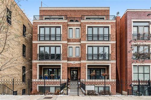 1518 W Cortez Unit 3W, Chicago, IL 60642 Noble Square