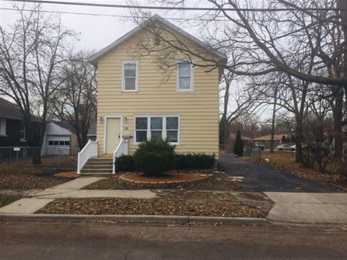 115 Willow, Joliet, IL 60436