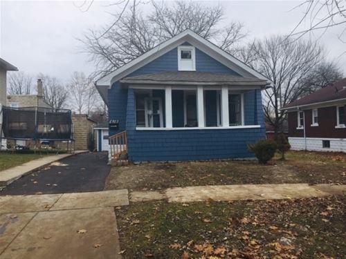 618 N Clement, Joliet, IL 60435