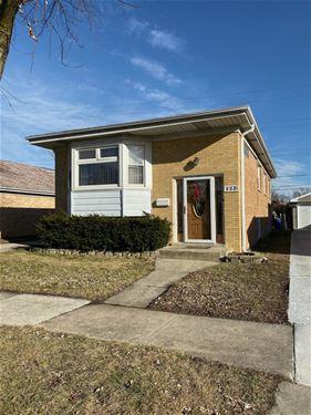 225 Zuelke, Bellwood, IL 60104