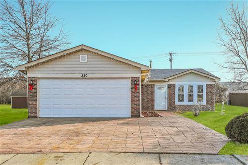 220 Homewood, Bolingbrook, IL 60440
