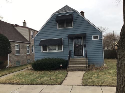 12406 S Lowe, Chicago, IL 60628 West Pullman