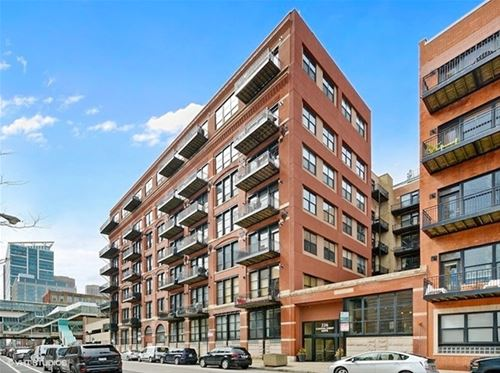 226 N Clinton Unit 528, Chicago, IL 60661 Fulton River District