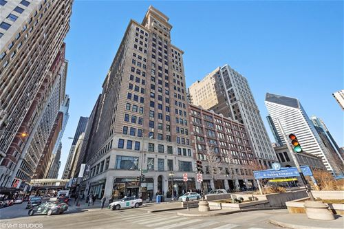6 N Michigan Unit 1311, Chicago, IL 60602 The Loop