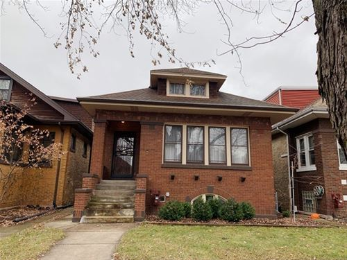 5052 N Lowell, Chicago, IL 60630 North Mayfair