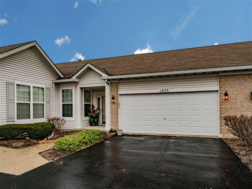 1533 W Ludington, Romeoville, IL 60446