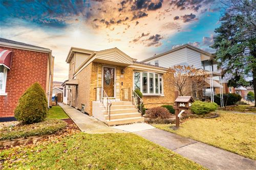 5151 S Narragansett, Chicago, IL 60638 Garfield Ridge