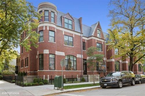 507 W Menomonee, Chicago, IL 60614 Lincoln Park