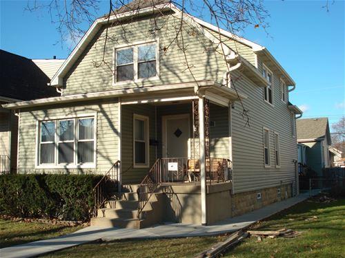 6316 W Warwick, Chicago, IL 60634 Portage Park