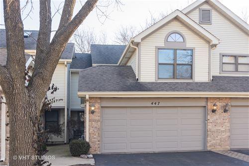 447 W Auburn Woods, Palatine, IL 60067