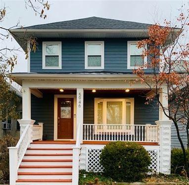 5946 W Berenice, Chicago, IL 60634 Portage Park