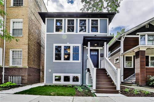 3305 W Eastwood, Chicago, IL 60625 Albany Park