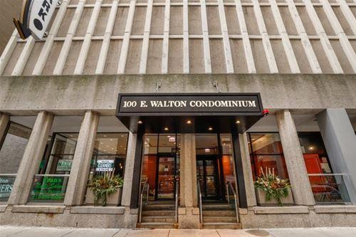 100 E Walton Unit 22H, Chicago, IL 60611 Gold Coast