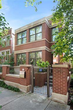 1715 N Wood, Chicago, IL 60622 Bucktown