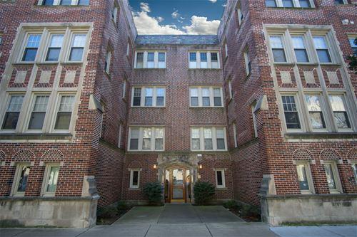 2607 W Rosemont Unit B, Chicago, IL 60659 West Ridge