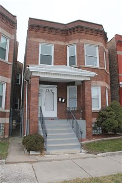 7119 S Woodlawn, Chicago, IL 60619 Grand Crossing