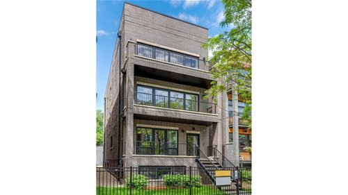 1415 N Rockwell Unit 3, Chicago, IL 60622 Humboldt Park
