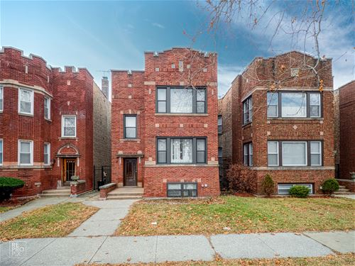 8034 S St Lawrence, Chicago, IL 60619 Chatham