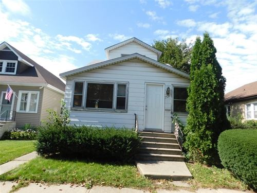 5520 N Nordica, Chicago, IL 60656 Norwood Park