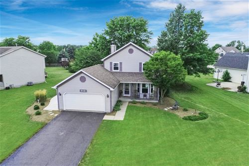 513 Fairhaven, Yorkville, IL 60560
