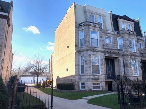 4536 S Lake Park, Chicago, IL 60653 Kenwood