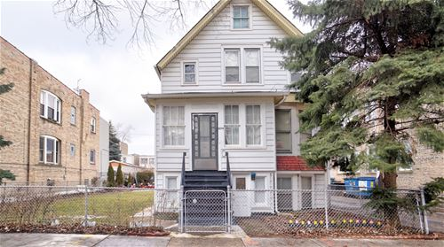 3214 W Belle Plaine, Chicago, IL 60618 Irving Park