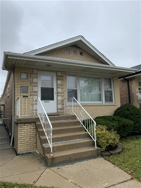 3842 W 55th, Chicago, IL 60629 West Elsdon