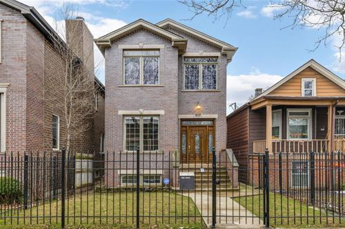 1643 N Talman, Chicago, IL 60647 Logan Square
