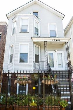 1665 W Wrightwood Unit G, Chicago, IL 60614 Lincoln Park