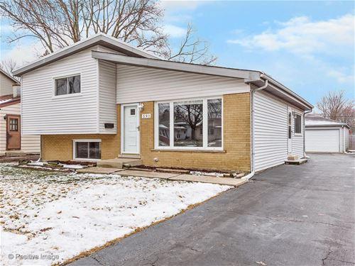 591 Coolidge, Glen Ellyn, IL 60137