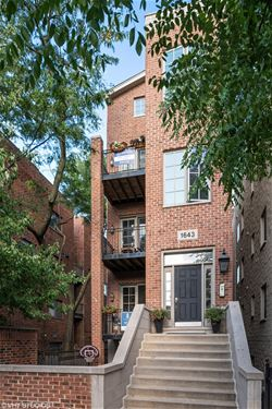 1643 N Dayton Unit 3, Chicago, IL 60614 Lincoln Park