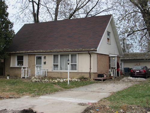 12949 W Playfield, Crestwood, IL 60418