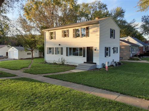 144 E Morse, Bartlett, IL 60103