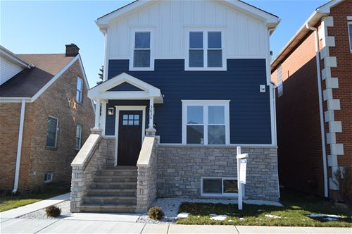 3636 N Odell, Chicago, IL 60634 Belmont Heights