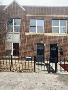 3149 W Lexington Unit 3, Chicago, IL 60612 Lawndale