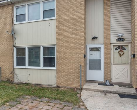 1822 14th Unit 1822, Melrose Park, IL 60160