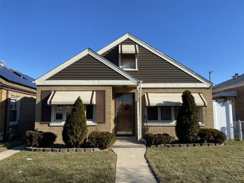 5131 S Narragansett, Chicago, IL 60638 Garfield Ridge